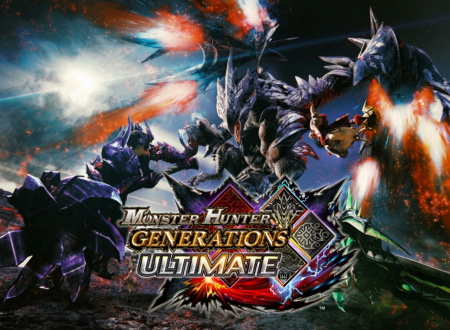 Monster Hunter Generations Ultimate: il titolo è ora in pre-download sui Nintendo Switch europei