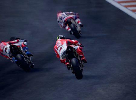 MotoGP 18: pubblicato il trailer di lancio del titolo su Nintendo Switch