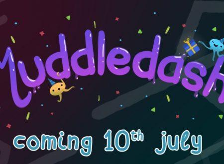 Muddledash: il titolo è in arrivo il 10 luglio sull'eShop di Nintendo Switch