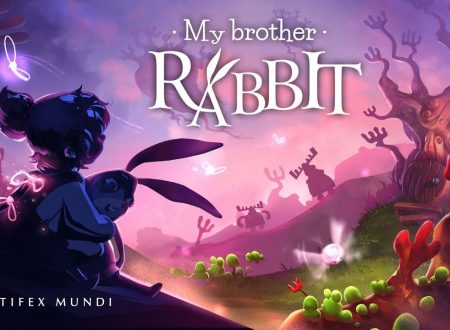My Brother Rabbit: il titolo è in arrivo in Autunno su Nintendo Switch