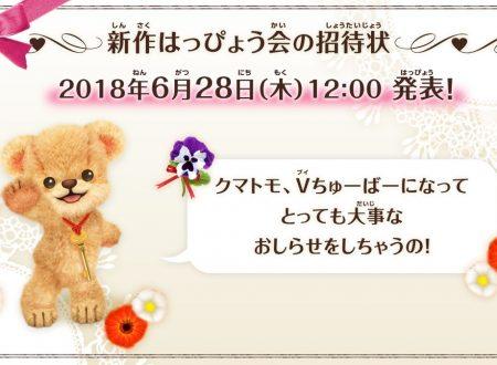 Neko Tomo: il ritorno di Orsetto Amichetto su Nintendo Switch e 3DS nel 2018
