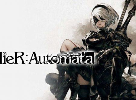 NieR: Automata: Square Enix gioca su una possibile versione Nintendo Switch del titolo