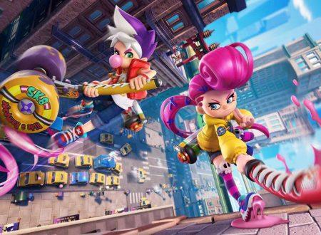 Ninjala: pubblicato un video gameplay dal TGS 2018 sul titolo in arrivo su Nintendo Switch