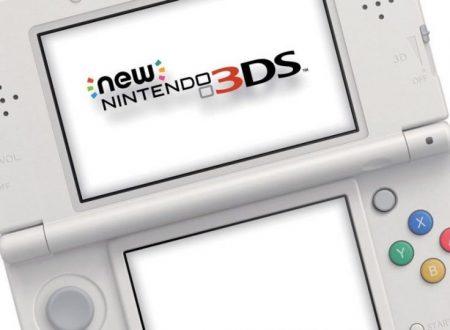 Nintendo 3DS: aggiornato il firmware della console, ora alla versione 11.11.0-43