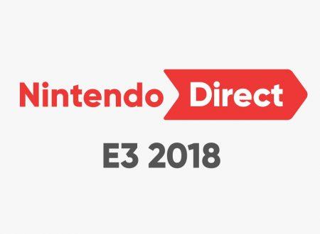 Nintendo Direct: E3 2018, orari e date dei vari eventi e presentazioni, Nintendo Treehouse e tornei