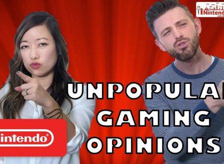 Nintendo Minute: le opinioni impopolari sul gaming in video con Kit e Krysta