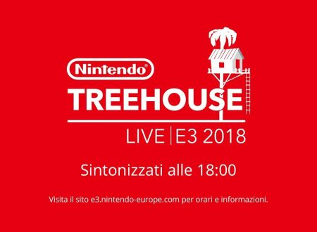 Nintendo all'E3 2018 – Treehouse: Live, disponibile il video dell'intera presentazione del Day 2