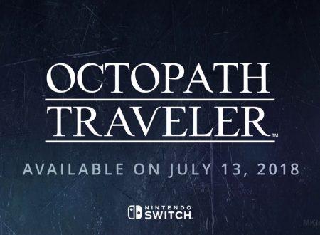 Octopath Traveler: pubblicato un nuovo trailer dedicato all'E3 2018