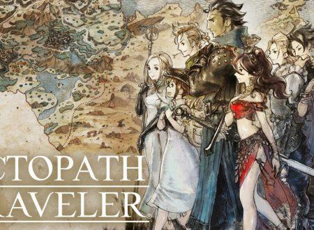 Octopath Traveler: pubblicato un video commercial giapponese sul titolo