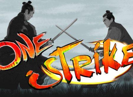 One Strike: il titolo è in arrivo l'8 giugno sull'eShop di Nintendo Switch