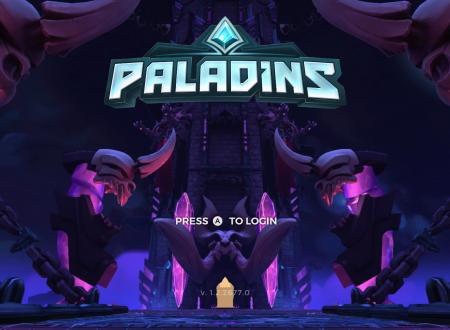 Paladins: il titolo ora aggiornato alla versione 1.2.2677.0 sui Nintendo Switch europei