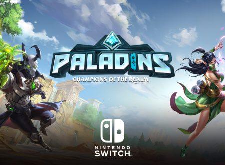 Paladins: pubblicato un video sulla versione Nintendo Switch del titolo
