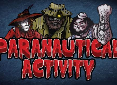 Paranautical Activity: il titolo è in arrivo il 26 giugno sui Nintendo Switch europei