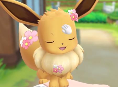 Pokemon Let's Go! Pikachu e Eevee: pubblicati nuovi screenshots sulla personalizzazione degli starter