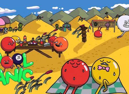 Pool Panic: il titolo è in arrivo il 19 luglio sull'eShop di Nintendo Switch