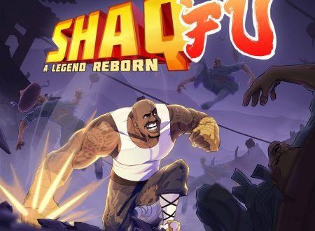 Shaq-Fu: A Legend Reborn, confermato l'ottenimento gratuito del titolo per chi possiede NBA Playgrounds su Nintendo Switch