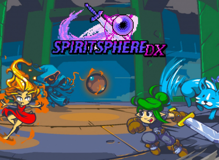 SpiritSphere DX: pubblicato un video gameplay di 22 minuti del titolo su Nintendo Switch