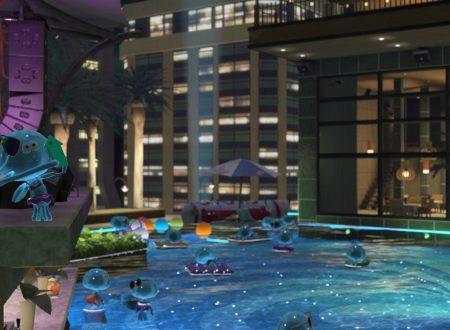 Splatoon 2: rivelato l'arrivo di due nuove armi e lo scenario Hotel New Otolo