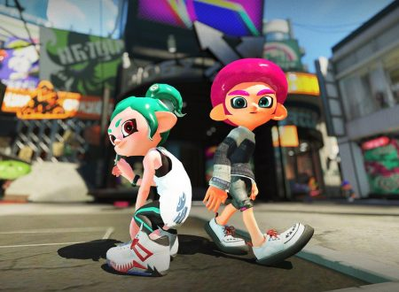 Splatoon 2: svelate due nuove pettinature per gli e le Octolings