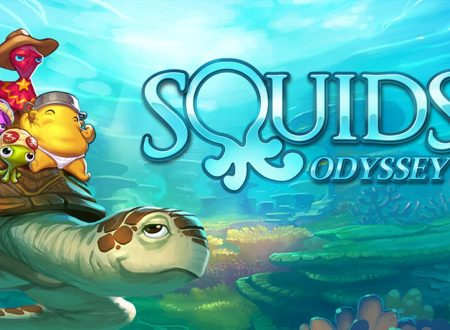 Squids Odyssey: uno sguardo in video al titolo dai Nintendo Switch europei