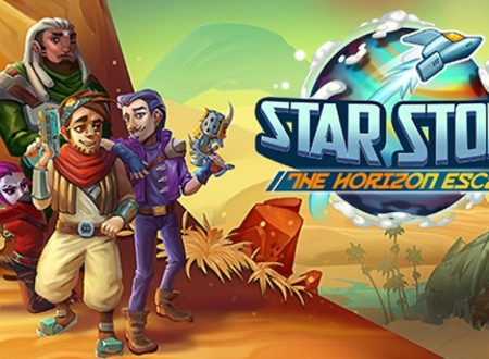Star Story: The Horizon Escape, il titolo è in arrivo prossimamente su Nintendo Switch