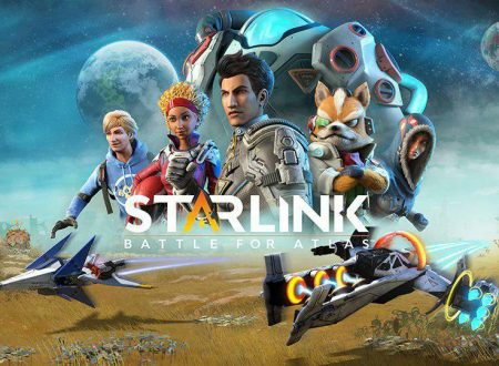 Starlink: Battle for Atlas, rivelata una collaborazione con Star Fox, titolo in arrivo il 16 ottobre