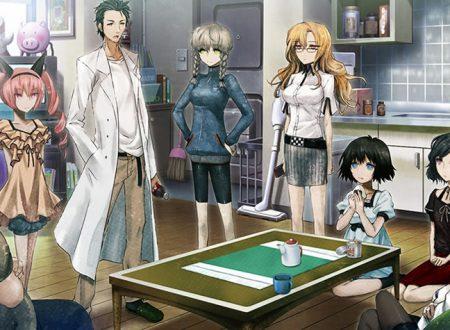 Steins;Gate Elite, il titolo è in arrivo il 20 settembre sui Nintendo Switch giapponesi