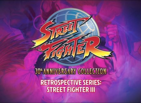 Street Fighter 30th Anniversary Collection: nuovo video retrospettiva sulla serie con Street Fighter III