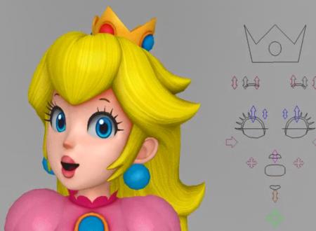 Super Mario Odyssey: un video ci mostra le espressioni facciali di Peach nel titolo