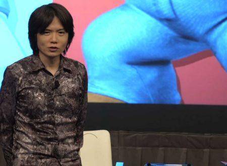 Super Smash Bros: Masahiro Sakurai sarà presente nella diretta del Nintendo Direct: E3 2018