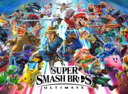 Super Smash Bros Ultimate, il titolo è in arrivo il 7 dicembre su Nintendo Switch, primi video dal Nintendo Treehouse
