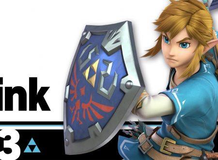 Super Smash Bros. Ultimate: novità del 21 giugno, Link da The Legend of Zelda: Breath of the Wild