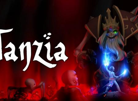 Tanzia: il titolo è in arrivo il 19 luglio sull'eShop di Nintendo Switch
