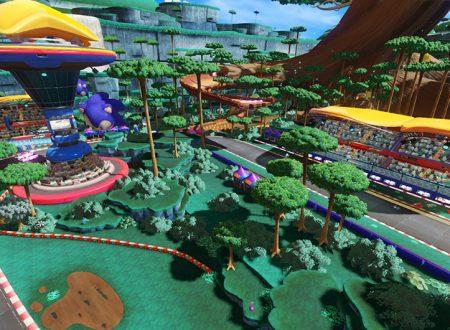 Team Sonic Racing: pubblicati dei nuovi screenshots ed artwork sul titolo