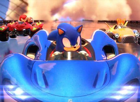 Team Sonic Racing: pubblicati 11 minuti di gameplay dedicati al titolo