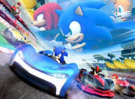 Team Sonic Racing: svelati dei nuovi dettagli sul nuovo racing game di SEGA