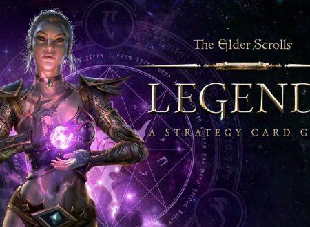 The Elder Scrolls: Legends, il titolo è ufficialmente in arrivo su Nintendo Switch