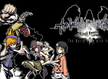 The World Ends with You: Final Remix, il titolo è in arrivo il 27 settembre sui Nintendo Switch giapponesi