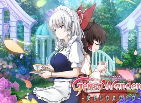 Touhou: Gensou Wanderer Reloaded, pubblicato un nuovo trailer sui personaggi del gioco