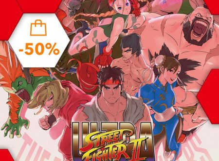 ULTRA STREET FIGHTER II: The Final Challengers, il titolo è in sconto del 50% sui Nintendo Switch europei