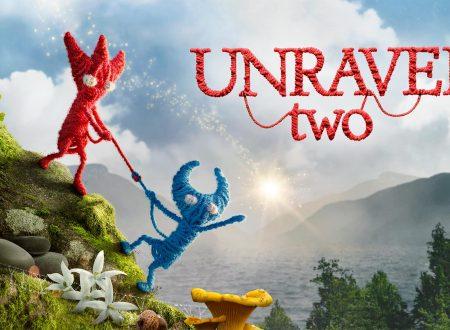 Unravel Two: il titolo potrebbe approdare in futuro su Nintendo Switch, secondo Martin Sahlin