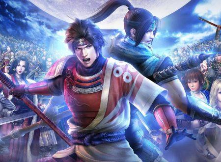 Warriors Orochi 4: pubblicato un nuovo trailer della versione Nintendo Switch