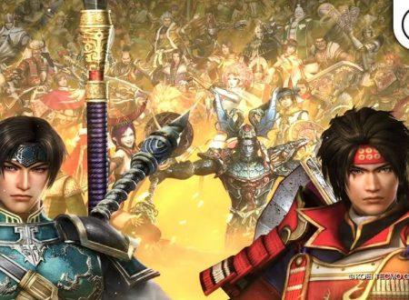 Warriors Orochi 4: titolo in arrivo il 19 ottobre sui Nintendo Switch europei