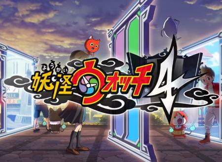 Yo-kai Watch 4: pubblicato il primissimo trailer del nuovo capitolo in arrivo su Nintendo Switch