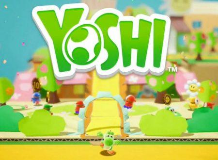 Yoshi for Nintendo Switch: il sito ufficiale americano lista ora il titolo per il 2019