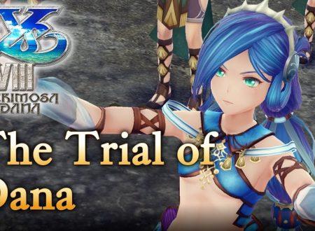 """Ys VIII: Lacrimosa of DANA, pubblicato il nuovo trailer """"The Trial of Dana"""""""