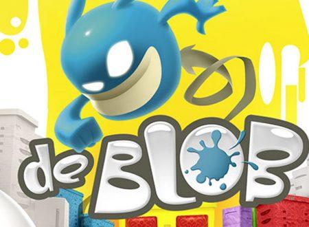 de Blob: pubblicato un video gameplay sulla versione Nintendo Switch