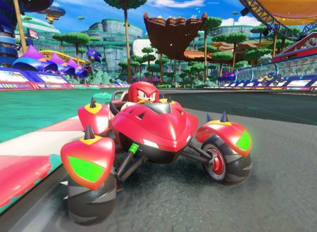 Team Sonic Racing: pubblicati i primi screenshots e il primo video sul titolo