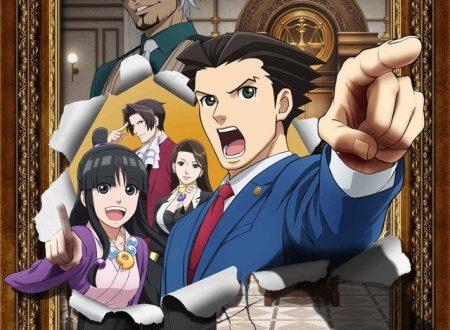 Ace Attorney: mostrata la locandina della seconda stagione dell'anime, in arrivo il 6 ottobre