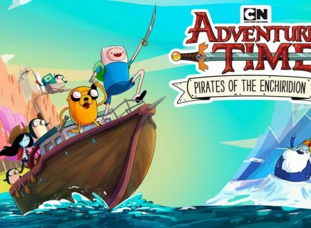 Adventure Time: Pirates of the Enchiridion, pubblicato il trailer di lancio del titolo